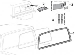 Rear Window Components