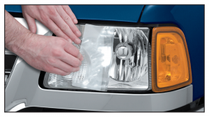 Headlight and Fog Light Protection Film