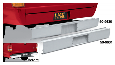 Steel Rear Roll Pan Offers Smooth Styling