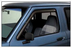 Side Window Deflector Set