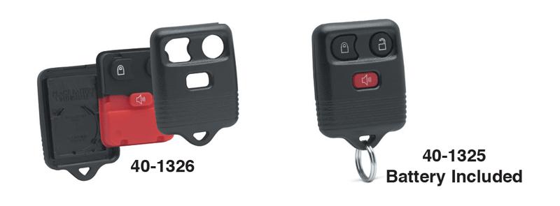 Key Fob and Key Fob Case