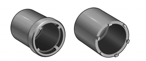 Wheel Bearing Lock Nut Socket