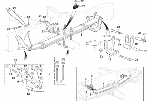 Rear Suspension-4WD_F150
