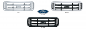 Grilles - Super Duty Style