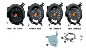 Tachometers-7000 RPM