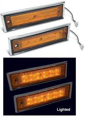 LED Sidemarker Set