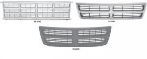 Reproduction Grilles