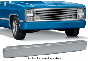 Front Roll Pan