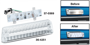 LED Cargo Lamp Conversion Kit