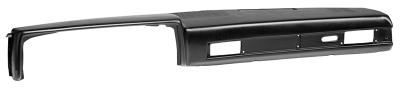 1981-87 Dash Pad-Black