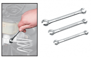 Flare Nut Wrench Set