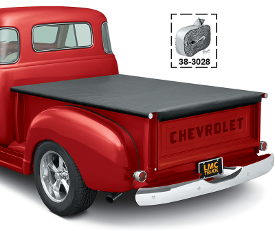 Stepside Shortbed Tonneau Cover … Velcro for Easy Installation and Removal