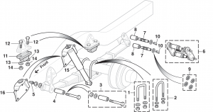 Rear Suspension - 1/2 Ton