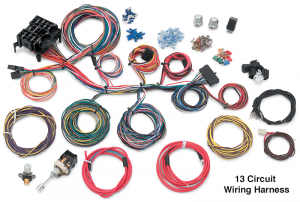 Universal Wiring Harness … Finish the Job Right the First Time