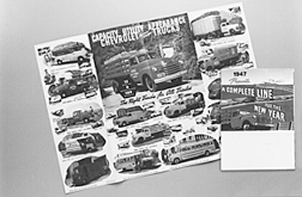 Sales Brochures
