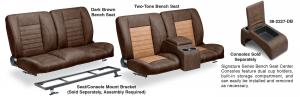 LMC Signature Series Bench Seats
