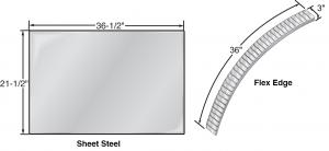 Sheet Metal and Flex Edge