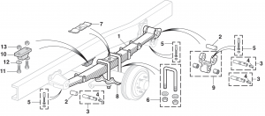 Rear Suspension - 4WD