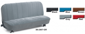 Velour Seat Reupholstery Kits