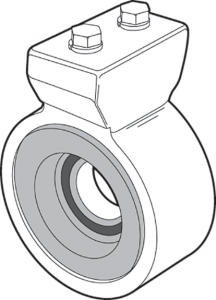 Billet Driveshaft Support Bearing