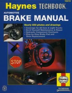 Haynes Brakes Manual