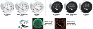 Truck Gauges ... A Functional New Look