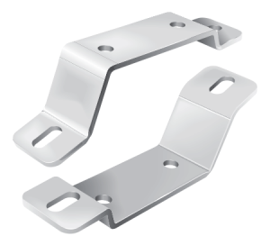 Front Sway Bar Bracket Set