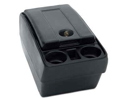 Center Console with Cup Holders