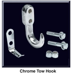 Chrome Tow Hook