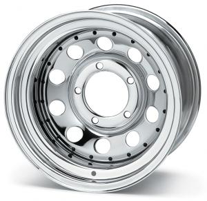 Chrome Modular Wheel