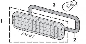 Parklight for GMC