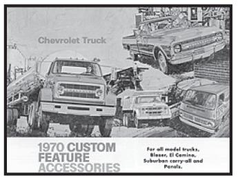 Genuine Chevrolet Truck Accessories