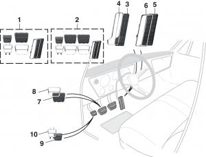 Custom Pedal Pads