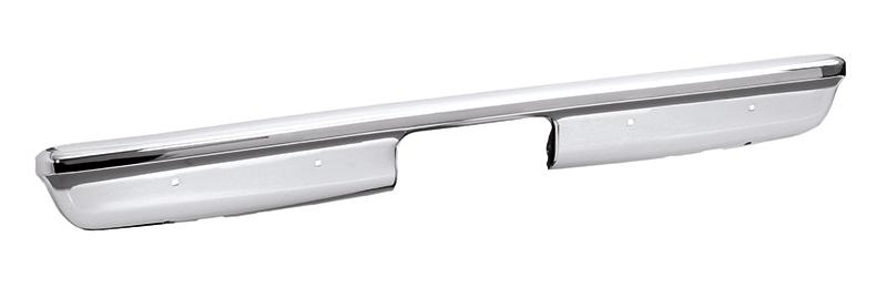 1967-72 Rear Bumper Chrome