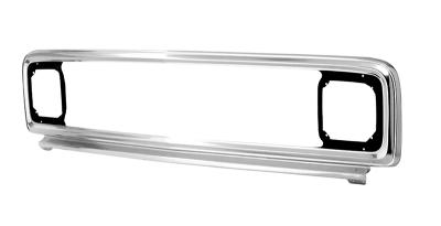 1971-72 Grill Shell Aluminum