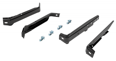 1967-72 Rear Bumper Brace Kit