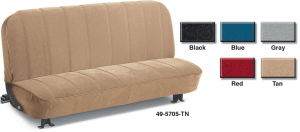 Velour Seat Reupholstery Kit ... All Weather Comfort andStyle