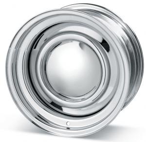 Chrome Smoothie Wheel