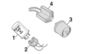 Emergency Flasher Switches