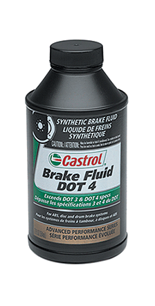 Castrol Brake and Clutch Fluid