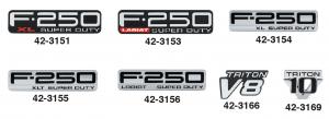 Fender Emblems