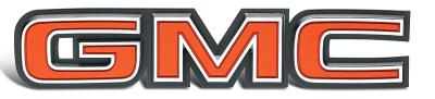 Tailgate Emblem - GMC