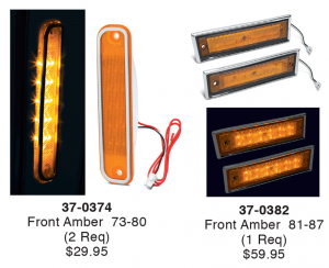 LED Sidemarkers ... Long Lasting Style