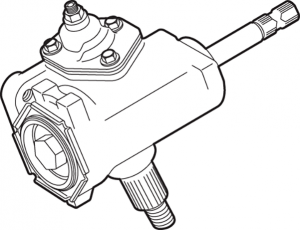 1973-89 Manual Steering Gears
