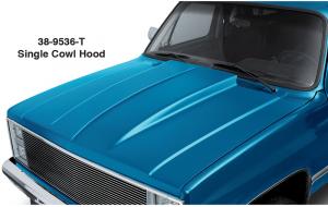 1981-87 Single Cowl Hood