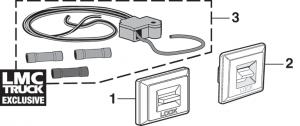 1977-87 Power Door Lock Switches