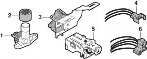 1973-87 Headlight Switches