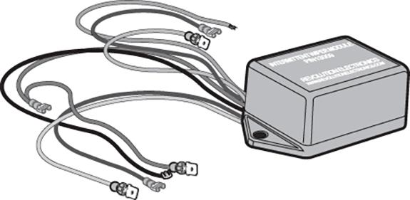1973-77 Intermittent Wiper Module