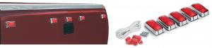 LED Tailgate Running Light Kit … For Added Visibility