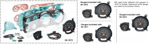 1978-87 Tachometer Conversion Kits